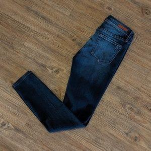 Dark denim jeans - CA034